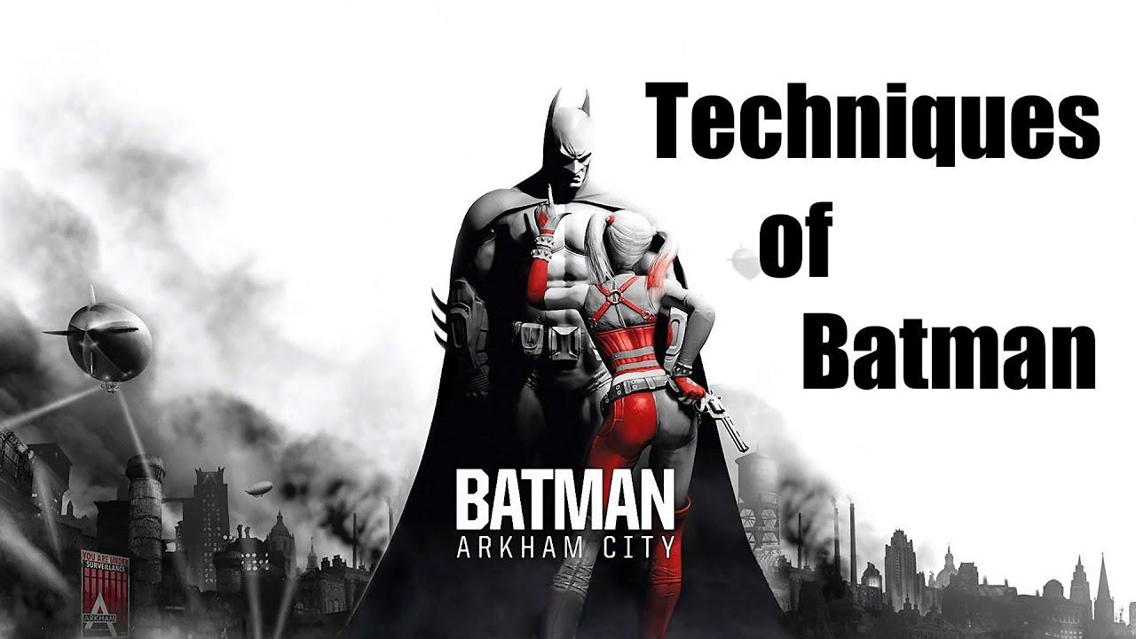 Real Life Batman Arkham City Takedowns Techniques Of Batman By
