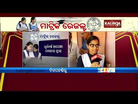 Digapahandi: Students reaction on Matric result 2019  Kalinga TV