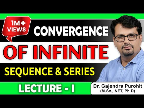 Infinite Series - Convergence Of  Infinite Series | Basic Concepts