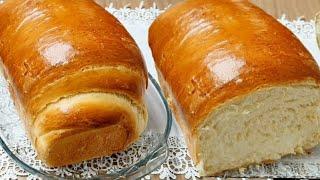 Pão Caseiro Bem Fofinho Super Fácil De Fazer