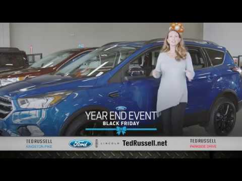 Why Buy from Ted Russell Ford
