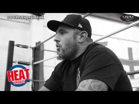 HeatSports - Steve Lambert Pre-Fight Interview
