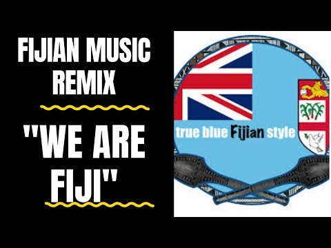 Fijian Musical Artists -  WE ARE FIJI - Daniel Rae Costello