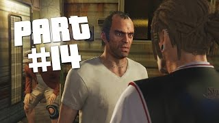 "GTA 5 - First Person Walkthrough Part 14 ""Nervous Ron"" (GTA 5 PS4 Gameplay)"