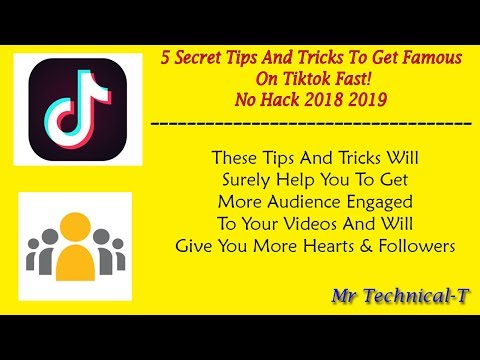 How To Increase Tiktok Followers And Likes In Urdu/Hindi 2018 (5 Secret Tips & Tricks)
