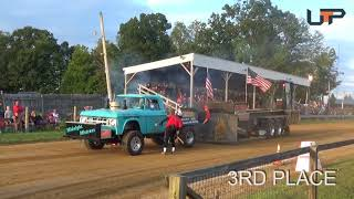 NWPA Truck and Tractor Pullers | Sheakleyville Homecoming | Limited Modified 4x4 Trucks