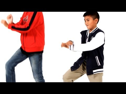 How To Do The Gangnam Style Pony | Kids Hip-Hop Moves