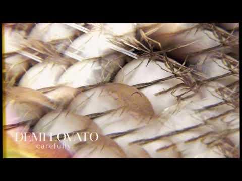Demi Lovato - Carefully (Official Audio Visualizer)
