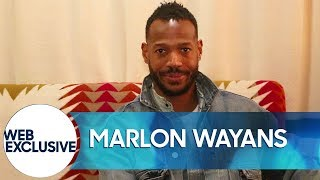 Marlon Wayans Is Bringing Back Socks with Sandals