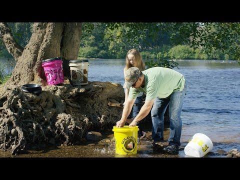 Panning Gold Rush Gold Rush Nugget Bucket Gold