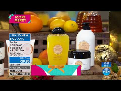 HSN | Perlier Beauty Anniversary 10.22.2017 - 06 PM