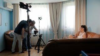 Видеосъемка рекламного ролика -  Backstage