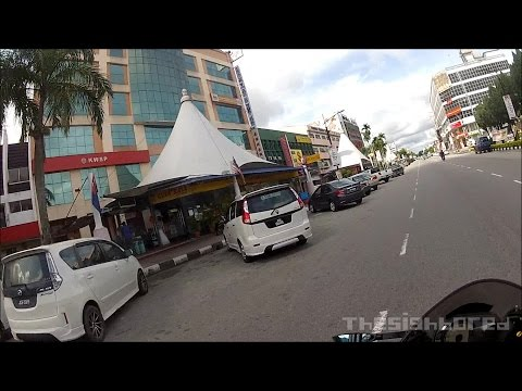 Travel ride: Batu Pahat