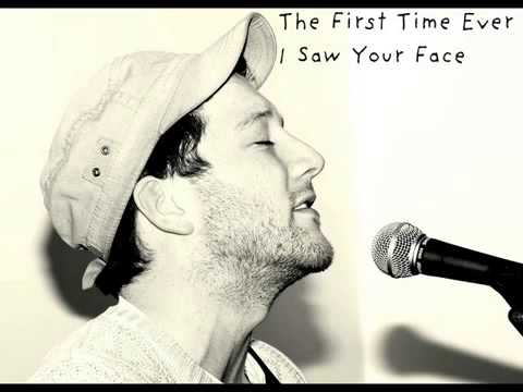 Matt Cardle - The First Time Ever I Saw Your Face [Full Studio Version]