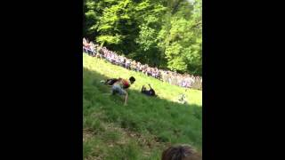 Cheese Rolling 2013 Men