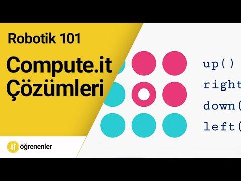 Kodlama 101 - Compute It, Silent Teacher, Little Dot çözümleri
