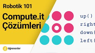 Kodlama 101 - Compute it, Silent Teacher, Little Dot çözümleri