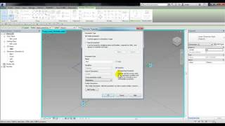 Autodesk Revit - Cricket Adaptive Family for a Chimney and Roof Part 2