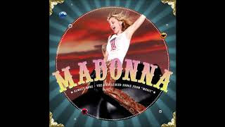 """Madonna - Almost Gone: The Unreleased Songs from """"Music"""" album sessions with William Orbit"""