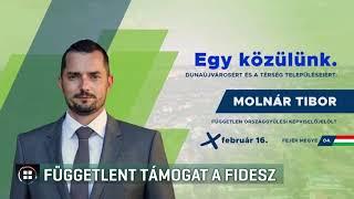 Nem indít önálló jelöltet a Fidesz a dunaújvárosi időközi országgyűlési választáson 20-01-07