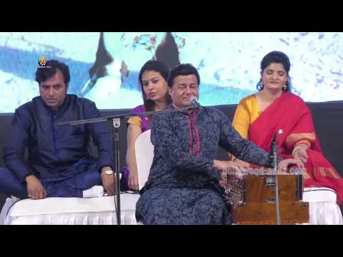 Anoop Jalota LIVE Bhajan Performance