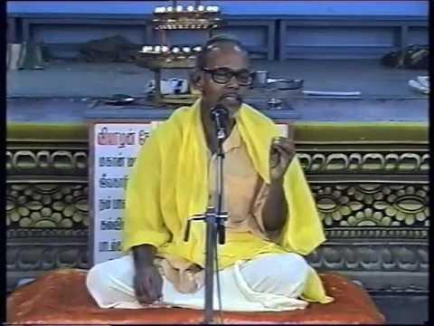Gurunathar Rengaraja Desiga Swamigal Preaching on Thirukural-Neethar Perumai 21-06-2001