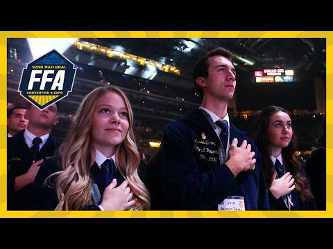 Opening Session | 2019 National FFA Convention & Expo