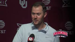 Lincoln Riley introduces Wylie, Beamer as staff