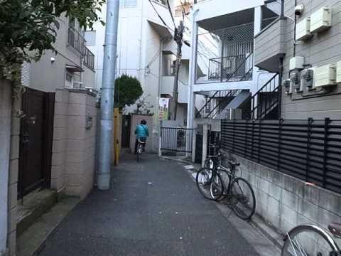 Higashi-Ikebukuro Backstreets 豊島区東池袋裏道 Toshima-ku 140201