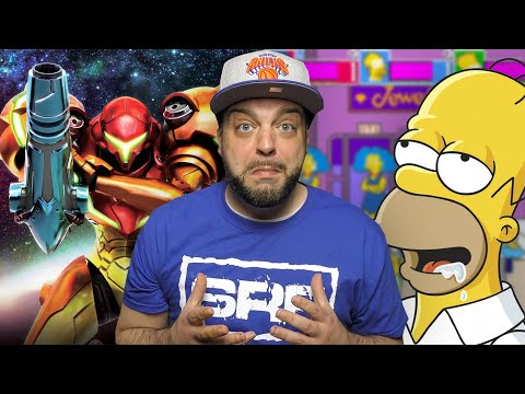 BAD NEWS For Nintendo Switch Metroid Fans? + HUGE New Arcade1Up Leak! from RGT 85