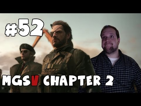 Let's Play Metal Gear Solid 5 TPP Part 52 (PC Ultra 1440p) - Eli's Escape