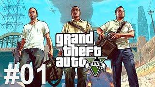 Grand Theft Auto 5 Gameplay Walkthrough Part 1 - GTA 5 (PC 1080pHD 60FPS)