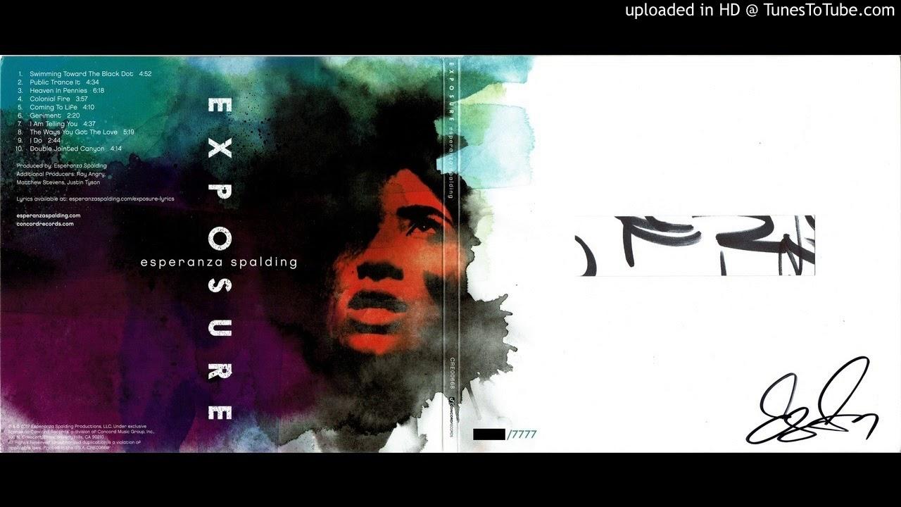 Esperanza Spalding Heaven In Pennies Amazing Chords