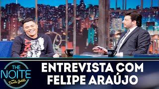 Baixar Entrevista com Felipe Araújo | The noite (12/11/18)
