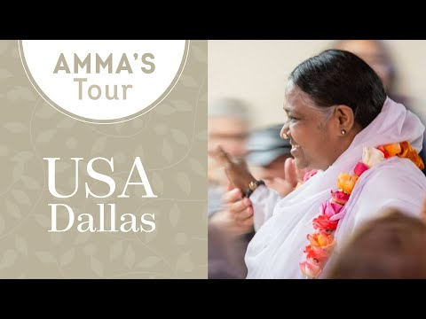 Amma in Dallas