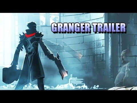 Granger Trailer New Hero In Mobile Legends Youtube