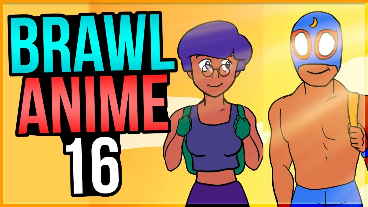 ROSA IS DATING EL PRIMO!? Best Animations in Brawl Stars #16
