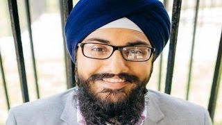 22 year old Sikh in US faces racial discrimination