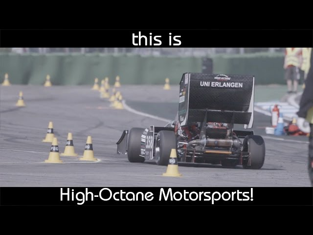This is High-Octane Motorsports!