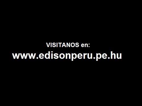 PROGRAMA #1 EN VIVO! RADIO EDISON DESDE PERU