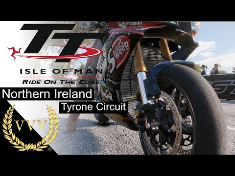 TT Isle of Man, Northern Ireland - Tyrone Circuit Preview