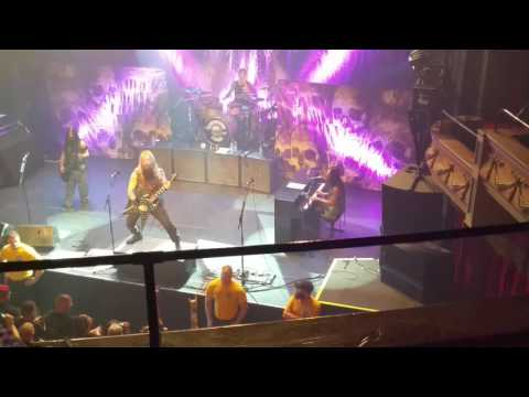 Black label society corona theater mtl 2016