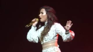Body Say (Live Future Now Tour Cleveland 9/2/16) - Demi Lovato