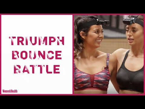 WH Triaction by Triumph Bounce Battle
