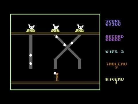 C64 Game: Peter (1986, Hebdogiciel)