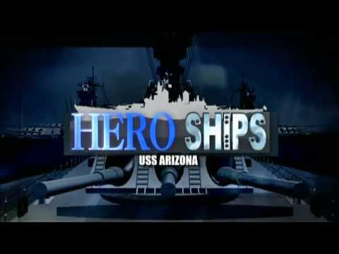 Hero Ships USS Arizona