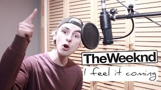 The Weeknd - I Feel It Coming ft. Daft Punk (Rock Cover) by Janick Thibault