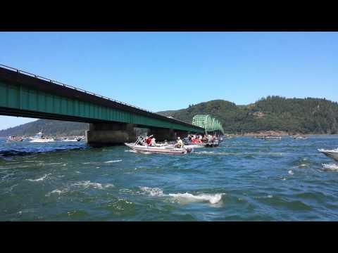 Stardust Charter Crash Chinook Fishing Astoria Bridge