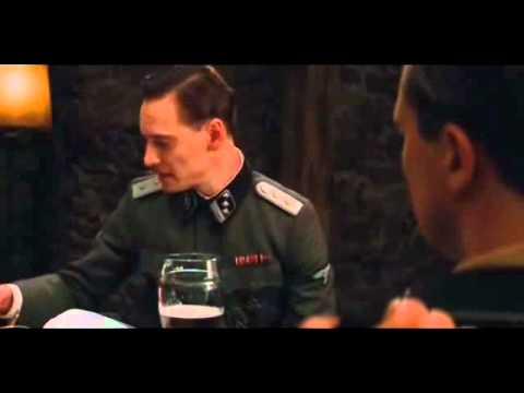 Inglourious Basterds Pub Scene