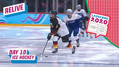 RELIVE - Ice Hockey - SLOVAKIA - GERMANY - Day 10 | Lausanne 2020